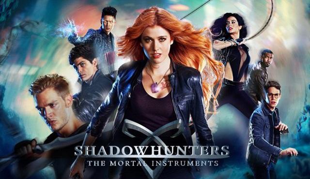 Shadowhunters'a 2. sezon onayı geldi
