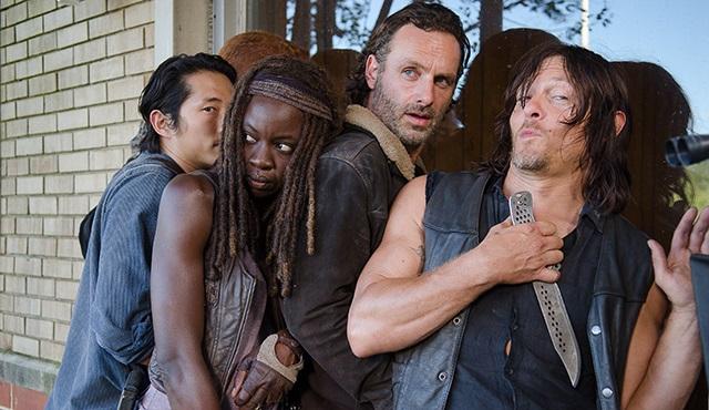 The Walking Dead: 7. sezonda iki yeni karakter geliyor