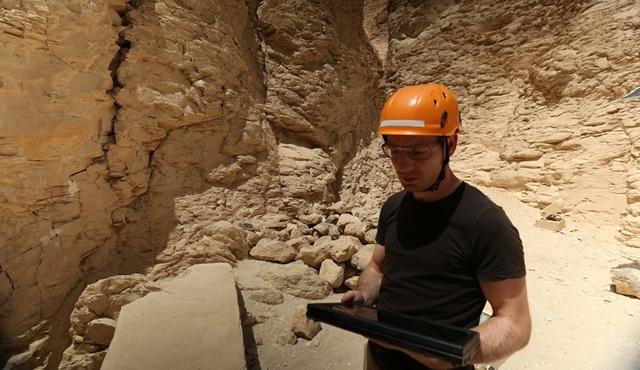 Mısır'ın Kayıp Hazinelerinin Peşinde, National Geographic'te ekrana gelecek!