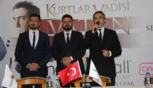 Kurtlar Vadisi Vatan ekibi Türkiye turnesine çıktı!