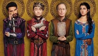 Daniel Radcliffe'li Miracle Workers, 28 Ocak'ta ikinci sezonuyla geri dönüyor
