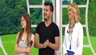 Esra Erol'da programında sürpriz evlilik teklifi!