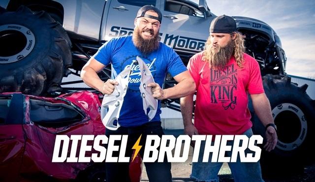 Dizel Kardeşler yarın Discovery Channel'da başlıyor