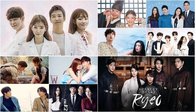Sizce 2016 yılına damga vuran K-Drama hangisi?