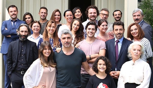 İstanbullu Gelin ikinci sezon için sete çıktı!