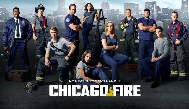 Chicago Fire 4. sezon bölümleri D-Smart'ta başlıyor!