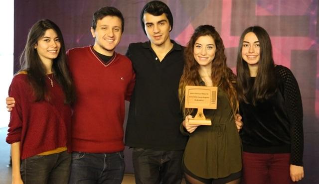 Bilkent Üniversitesi'nden Kanal D, TV2 ve CNNTürk'e ödül!