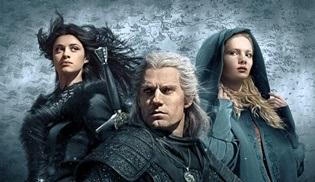 The Witcher dizisinin resmi afişi yayınlandı!