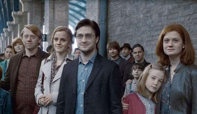 Çok şükür, Harry Potter geri dönüyor