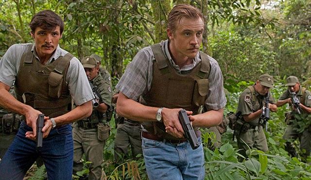 Netflix'in yeni dizisi Narcos'tan ilk tanıtım geldi