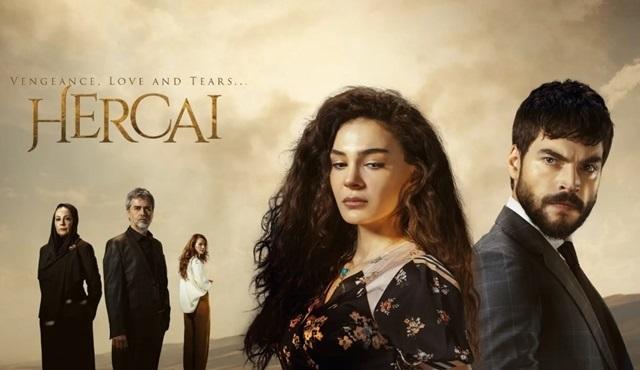 Hercai dizisi Mozambik'te ve Angola'da da yayınlanacak