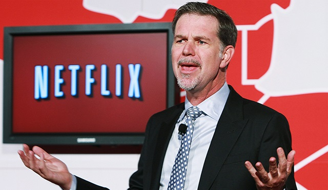 Netflix'in CEO'su Reed Hastings'in maaşı azalıyor
