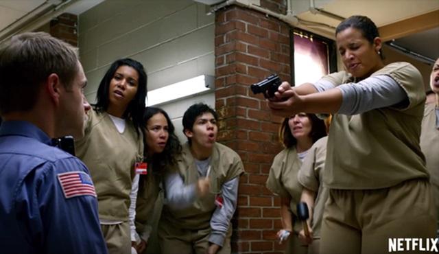 Orange is the New Black'in beşinci sezonundan ilk tanıtım yayınlandı