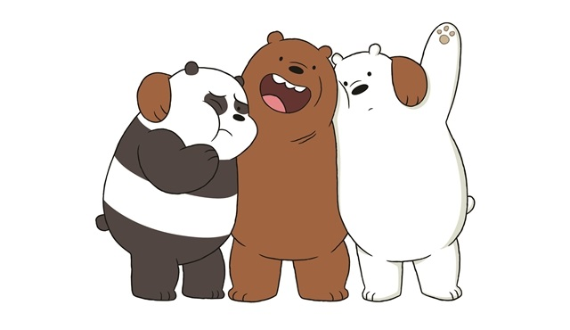 Cartoon Network'ten yeni çizgi film: We Bare Bears (Kafadar Ayılar)