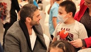 Şükrü Özyıldız, 23 Nisan'da LÖSEV çocuklarıyla buluştu!