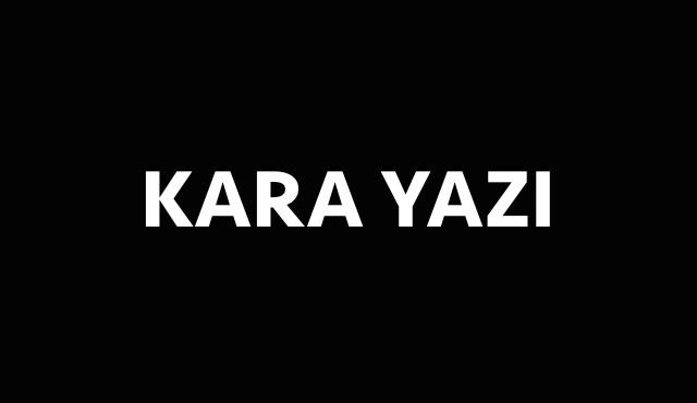 Kanal D'den yeni dizi geliyor: Kara Yazı!