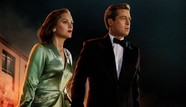 Başrolünde Brad Pitt ve Marion Cotillard'ın olduğu Allied filmi BluTV'de!