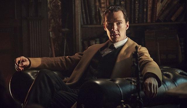 Sherlock özel bölümünden yeni kareler paylaşıldı