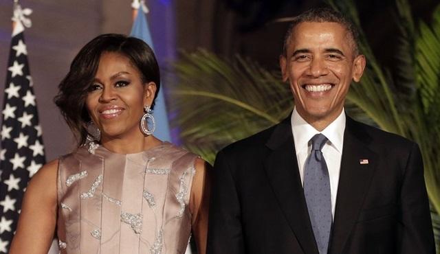 Obama çifti Netflix ile olan içerik anlaşmasını imzaladı