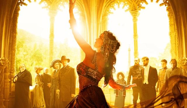 Mata Hari dünya prömiyerini MIPCOM'da yapıyor!