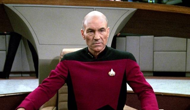 Patrick Stewart, yeni bir Star Trek dizisi için geri dönüyor