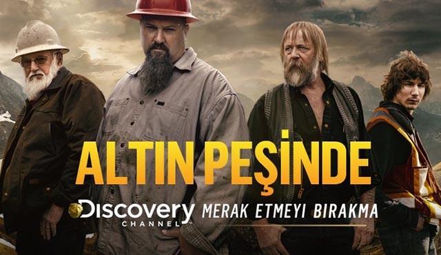 Altın Peşinde, Discovery Channel'da devam ediyor
