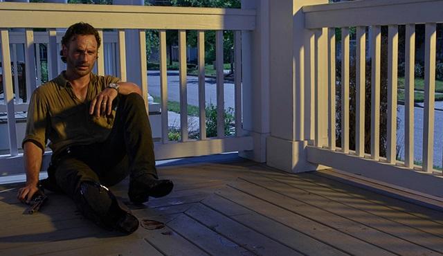 The Walking Dead: 6. sezondan fotoğraf yağmuru