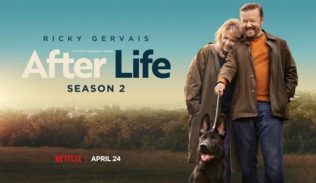 Ricky Gervais'li After Life'ın ikinci sezonu 24 Nisan'da Netflix'te!