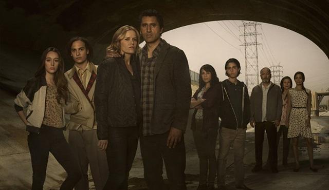 Fear The Walking Dead kablolu televizyon tarihinin en iyi açılışını yaptı