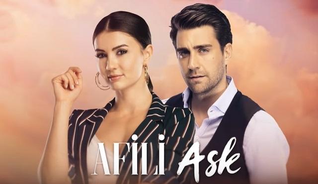 Afili Aşk dizisinin yayın günü değişti!