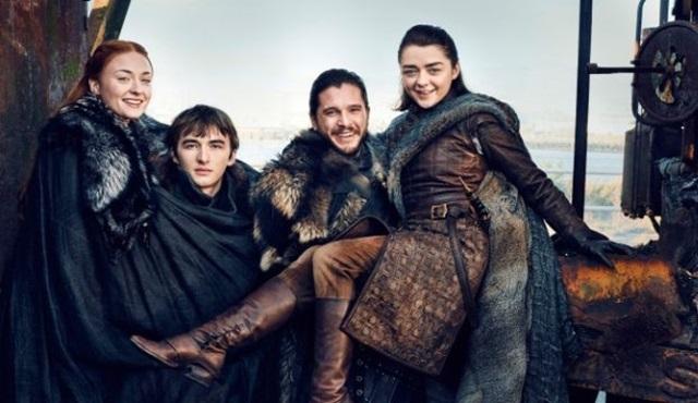 Demir Taht'a hangi Stark oturmalı? Oyuncular cevaplıyor