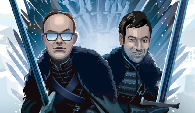 After the Thrones, Dizimax Sci-Fi'de ekrana geliyor