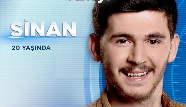 'Big Brother Türkiye' evinin yeni lideri Sinan oldu!