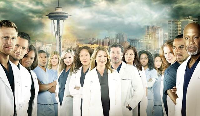 """Grey's Anatomy """"Kimler Geldi Kimler Geçti"""""""