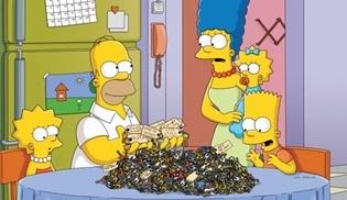 The Simpsons dizisi 31. ve 32. sezon onayını aldı!