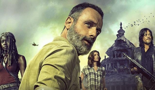The Walking Dead'in 9. sezon açılışı normalden daha uzun sürecek