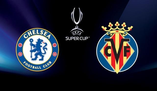UEFA Süper Kupası karşılaşması canlı yayınla Exxen ve TV8,5'ta yayınlanacak!