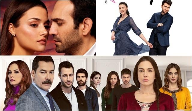 Zalim İstanbul, Afili Aşk ve Azize dizileri Cannes yolcusu!