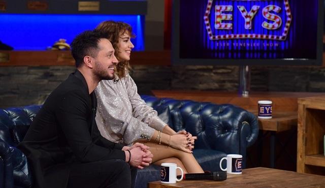 Eser Yenenler Show'a Murat Boz, Seda Bakan ve Cüneyt Özdemir konuk olacak!