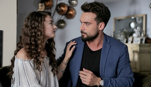 Şahane Damat | Mehmet and Melike's affair gets carefully planned