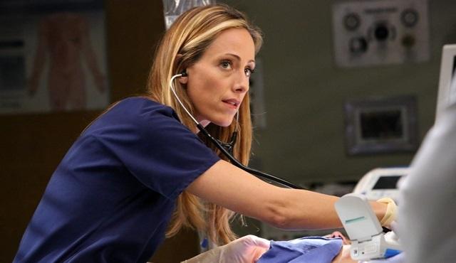 Kim Raver, Grey's Anatomy'ye geri dönüyor