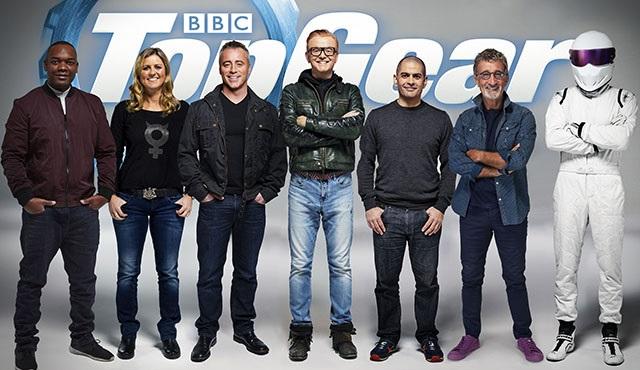 Top Gear 'Muhteşem Yedili'yi açıkladı