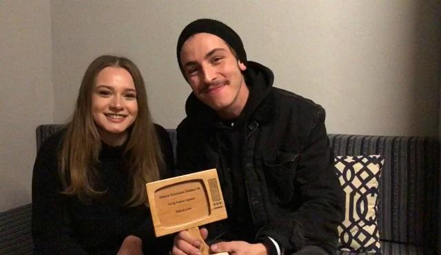 HiLeon'a bir ödül de Bilkent Tv'den geldi!