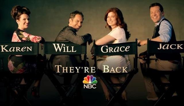 Ekranlara geri dönen Will and Grace için yeni bir teaser yayınlandı