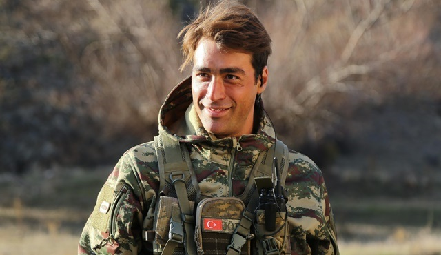 Savaşçı dizisinin kadrosuna Sarp Levendoğlu da katıldı!