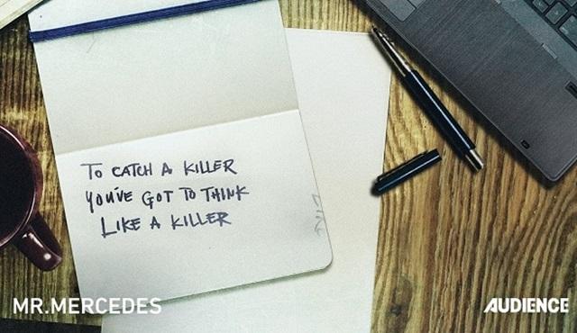Stephen King romanından uyarlama Mr. Mercedes'in ilk fragmanı yayınlandı
