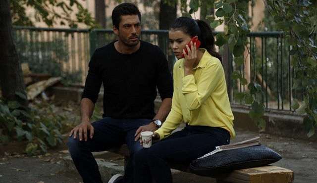 Gülümse Yeter | Kemal helps Gül get over her exam stress