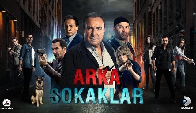 Arka Sokaklar dizisi sezon finali yapıyor!