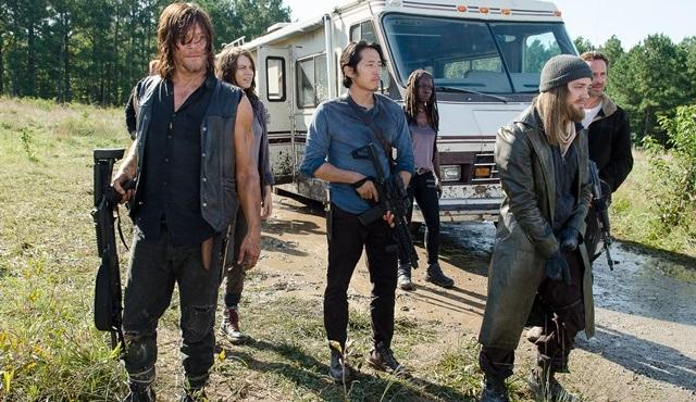 The Walking Dead maratonu FX kanalında ekrana gelecek!