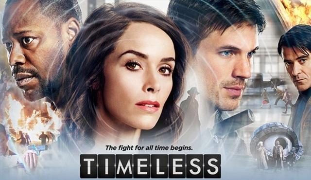 Timeless dizisinin bölüm sayısı artırıldı